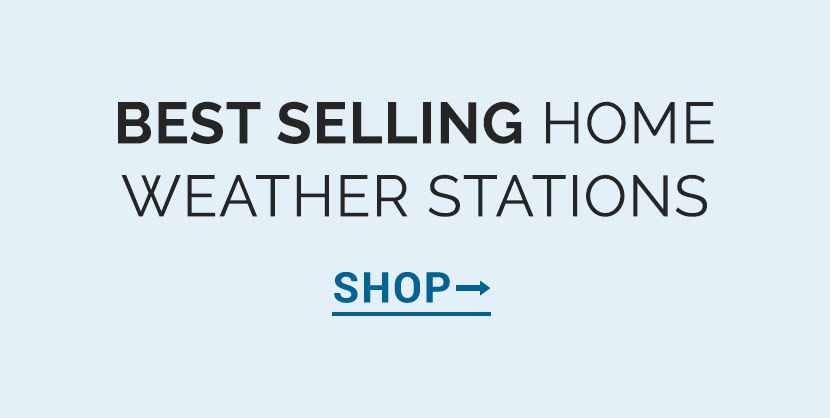 Best Selling Home Weather Stations | AcuRite Weather