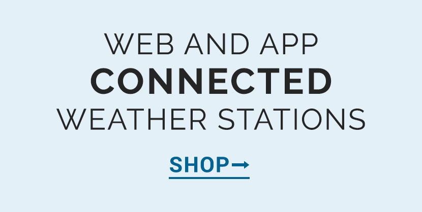 Web and App Connected Weather Stations | AcuRite Weather