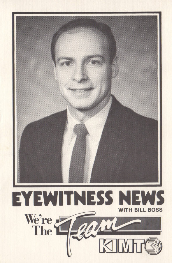 Eyewitness News with Bill Boss