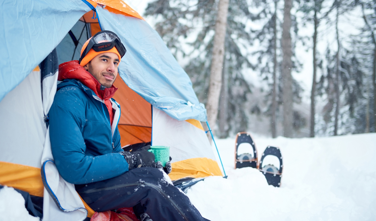 snow camping tips