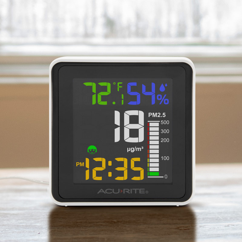 AcuRite Air™ Indoor Air Quality Monitor