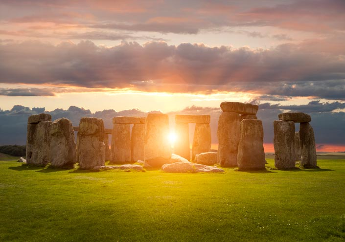 Summer Solstice at Stonehedge