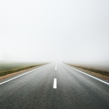 6 Safety Tips To Remember When Driving in Fog