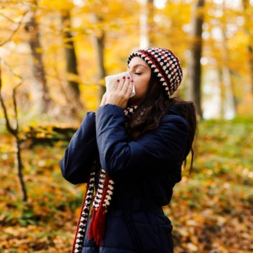 How To Reduce The Annoying Symptoms of Fall Allergies